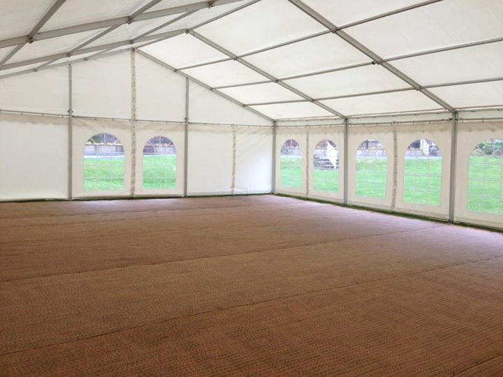 Charity Event  Marquee hire Lancashire