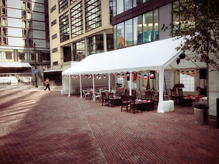 Manchester Corporate Event Marquee Hire