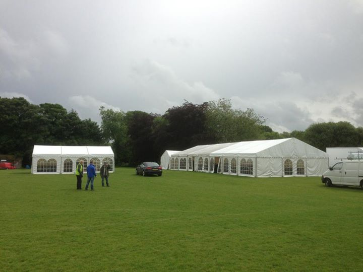 Ribchester Field Day, Lancashire