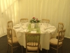Marquee Table Decorated Cumbria