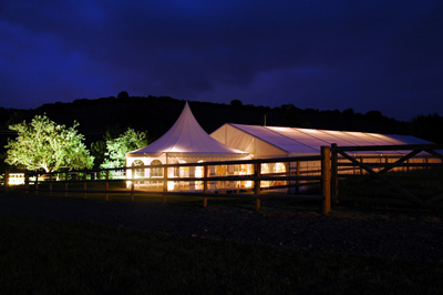 clearspan marquee Lancashire